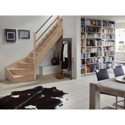 Escalier en colimaçon Skidoo 140 x 70cm