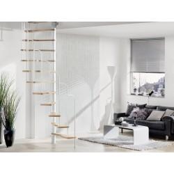 Escalier semi-hélicoïdal Skidoo