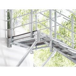 Escalier modulaire Manhattan