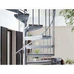 Escalier extérieur en Kit K2