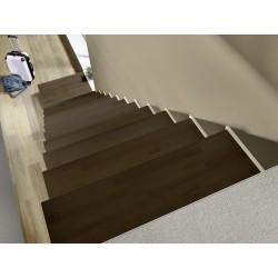 "Escalier en colimaçon Viva ""Edition blanc"""