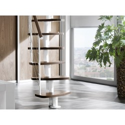"""Escalier modulaire Deluxe """"Edition blanc"""""""